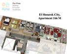 El_Shorouk City - 3 Bedroom Apartment 166 m² in Cairo for sale