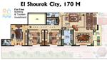 El_Shorouk City - Buy 4 Bedroom Flat 170 m² in Cairo Egypt