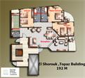 El_Shorouk City - Buy 4 Bedroom Apartment 192 m² in Cairo
